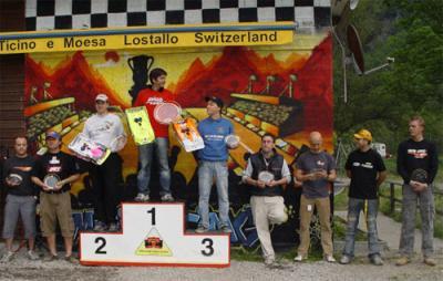 Alberto Picco wins Swiss EFRA GP