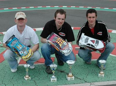 Kerswell takes BRCA 19T Honours in London