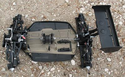 Crono RS7 Buggy
