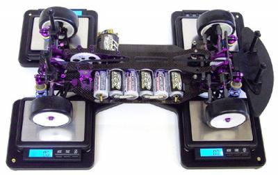 CS Electronic Wheel load scale