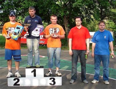Michal Bok wins Rd2 of Czech Nats