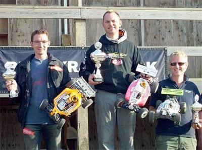 Steffen Culmsee wins Rd2 Danish TT Nats