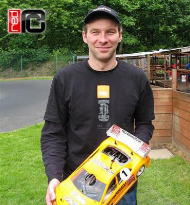 Darren Johnson wins BRCA 200mm Rd3