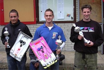 John Ermen wins Rd2 Dutch Nationals