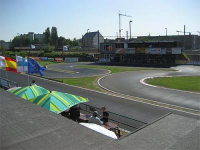 Roeselare track - Wednesday
