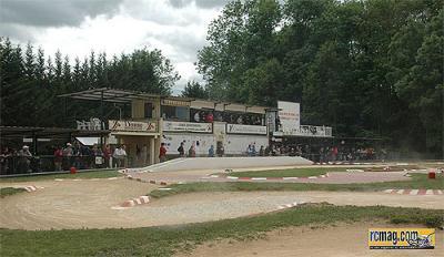French EFRA GP - Friday