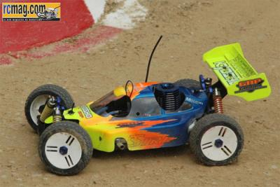 Jerome Aigoin TQ's French EFRA GP