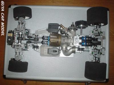 Guya Modular chassis