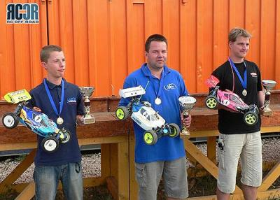 Palla Csaba wins Rd2 of Hungarian TT Nats