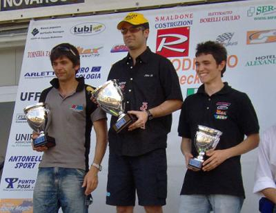 Daniele Ielasi wins Rd2 Italian Nationals