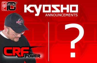 Kyosho to make 2nd Major Announcement?