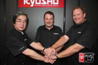 Kyosho buys Team Orion