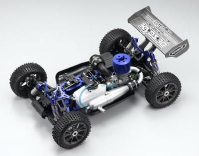 Kyosho Inferno Mp7 5 Sports Mkiii Red Rc