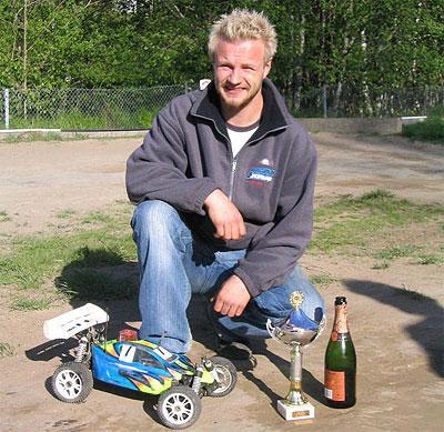 Torkildsen takes Rd1 of Norwegian Champs