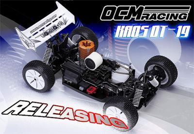 OCM Racing Kaos DT-19 released