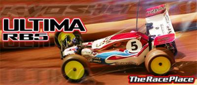 oOple builds the Kyosho Ultima RB5