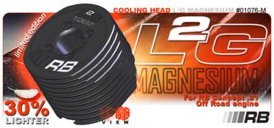 RB L2G Cooling head