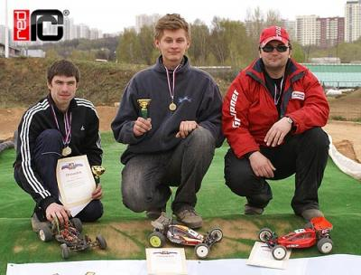 Russian EP Off-Road Cup Rd1