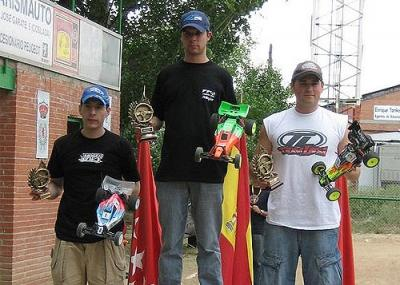 Spanish buggy Nationals Rd2