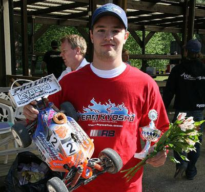 Linus Thern wins Rd1 Swedish Cup