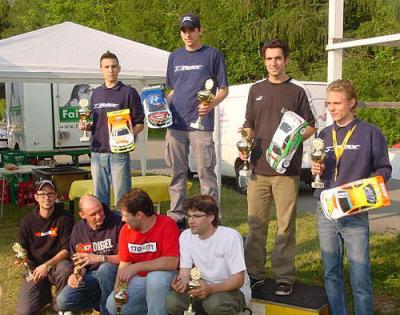 Mario Rigert wins Rd1 of Swiss EP Nats