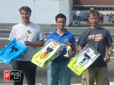 Pesenti takes Rd2 of Swiss 1/8th Nats