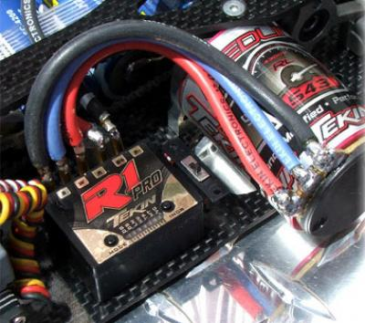 Tekin R1 Pro brushless system