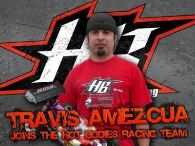 Travis Amezcua Joins the Hot Bodies Team