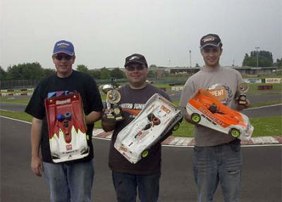 Green wins Rd4 of UK 1/8th Nats