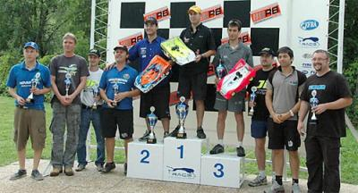 Daniele Ielasi wins French EFRA GP
