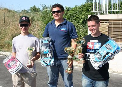 Stéphane Bellity wins Rd4 French EP Nats