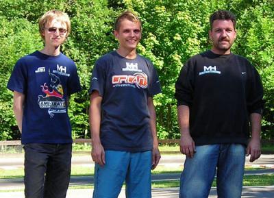 Günsel wins Rd8 German South Regionals