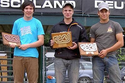 Dario Vita wins Rd1 German Truggy Nats