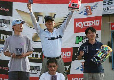 Goo Gi-Bon wins Kyosho Cup, Korea