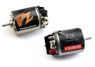 Kyosho Power Zone DS stock 23T motor