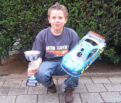 Maxim Claes wins Rd3 of Belgian Nats