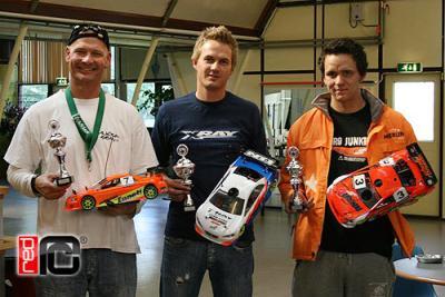 Maarten van Lierop wins Rd3 of Dutch 200mm Nationals