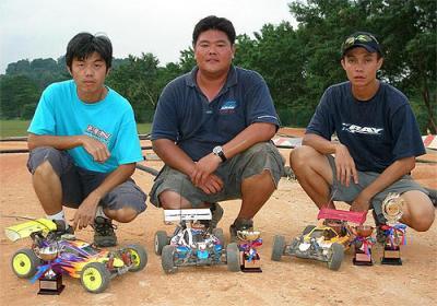 Glenn Phuah wins at Singapore Nats