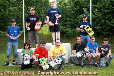 Wälti wins Swiss 1/10th Champs Rd2