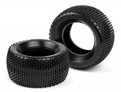 Thrax Truggy tires by Xray