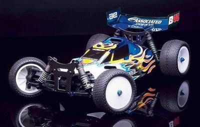 Team Associated B44 4wd buggy