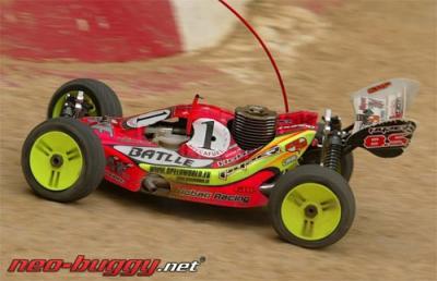 Robert Batlle TQ's European Championships