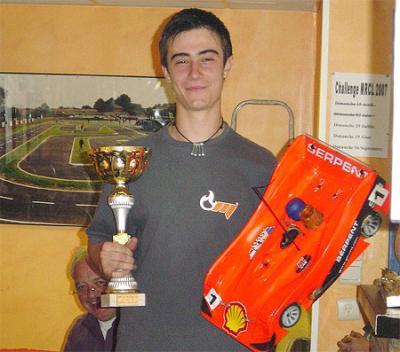 Robin D'Hondt wins Belgian 1/8th Nats Rd4