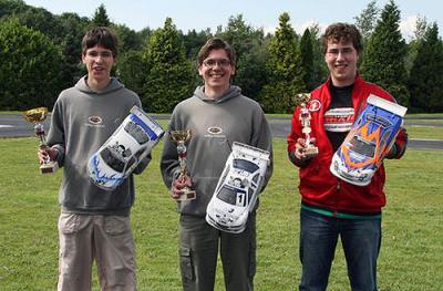 Joosens & Collen win at Belgian Nationals