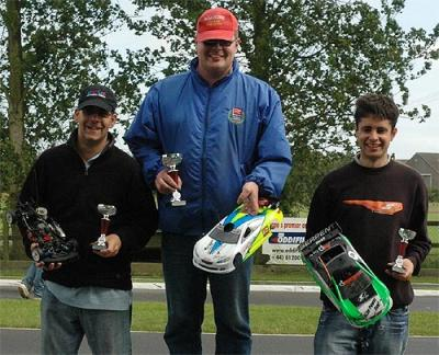 Steve Brown wins BRCA 200mm Rd5