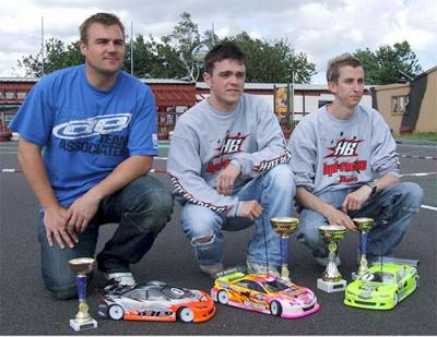 Olly Jefferies wins Rd4 of BRCA Mod Nats