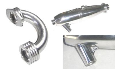 Charge RC off road pipe set