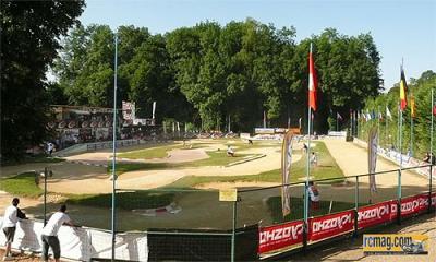 Tortorici heads European 1/8TT qualifying