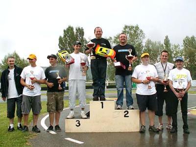 Sebastian Wartelle wins French EFRA GP