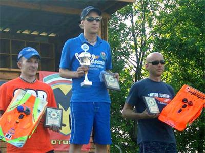 Robert Pietsch is German Champion